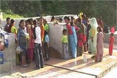people craving for a of water in pithoragarh