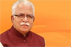 haryana may take place around september 10 code of conduct cm manohar lal