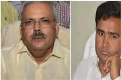 7 ias officers transferred in up