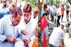 now those who violate illegal encroachment in the jawalamukhi