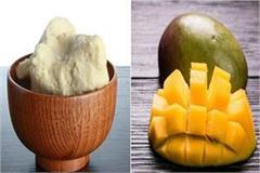 mango butter is very beneficial for your skin
