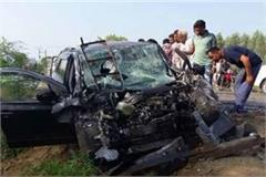 car and truck collide 3 people die in the accident