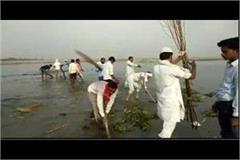 ganga cleansing campaign in kannauj muslim soci