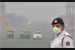 how to safe from air pollution