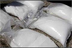police arrested a smuggler with 30 million heroin