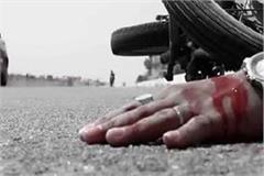 3 youths die in road accident in allahabad