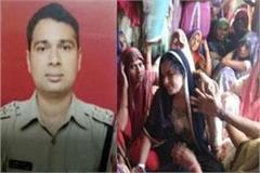eta s reddish martyr in pakistani shootout  cm donates rs 25 lakh