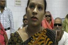 varanasi roshni off the eyes of 6 patients