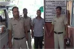 charkhi dadri fake lieutenant