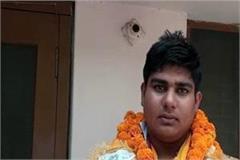 bahadurgarh s chhura won gold at the national power lifting championship