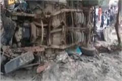 dcm truck driver dies in truck accident