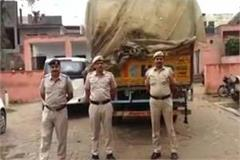 500 bottles of illicit liquor recovered