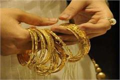 gold prices rise by rs 330 silver over 42 thousand rupees