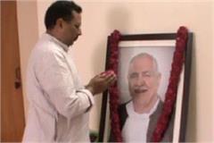 captain abhimanyu late ramchandra benda tribute