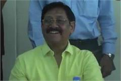 sports minister chetan chauhan arrives at baghpat inaugurates the stadium