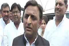 akhilesh expresses grief over the accident on lucknow