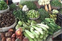 vegetable price increase in sonipat