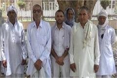 hisar 300 dalit will change his religion