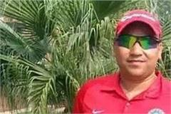 divya prakash from sundernagar for 36th uttaranchal gold cup