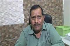 shyam prakash bjp mla himself feeling unsafe refuses to go to night choupal