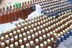cia staff raids 1050 liters alcohol recovered