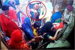 women s chain snatcher gang busted in world famous shaktipeeth