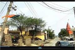 after bhiwani in this village of faridabad will play natinal anthem everyday