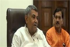 bjp mps charged for not cooperating with the administration