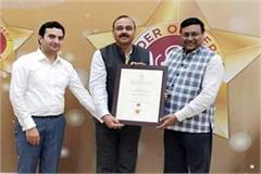 hrtc gets scotch award for running electric buses