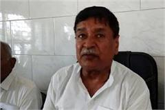 mp saini announce party in big rally in august