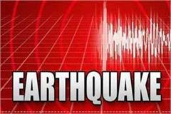 3 1 earthquake tremors felt in himachal pradesh kangra district