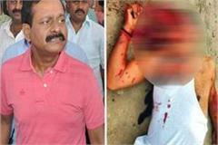for the murder of munna bajrangi given the supari of 10 million