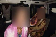 gangrape police arrested one accused continue the search for the rest