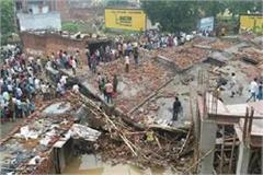 ghaziabad building collapse death toll mounts to two