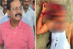 lifting curtain from the murder of mafia don munna bajrangi