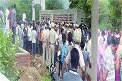 bastagao made a cantonment in the funeral of  sessions judge