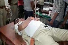 two criminals injured in bijnor police encounter
