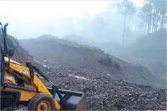 nh halts after landslide in kotorpi