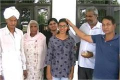 shivani s selection in the indian army