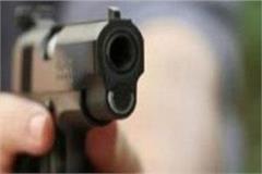 crooks have indiscriminately firing