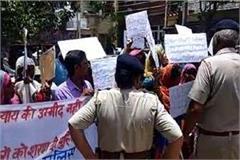 rewari manish grover female policeman victim