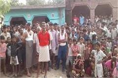criminal crime in up youth murdered by young man s sleazy weapon