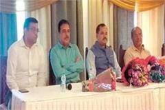 dental surgeon dr pawan dhanwal gets honor from hpsc