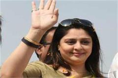 actress nagama attacks on cm shivraj