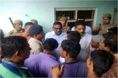 two died in muzaffarnagar due to house collapsed