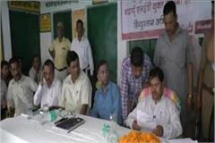 minister of state bl verma badaun the information given to farmers