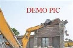 corporation removed encroachment protests in many places