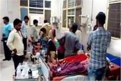tractor trolley overturns 2 killed 40 injured in bike rescue