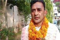 bahadurgarh player yuvraj chillar won gold at the power lifting championship