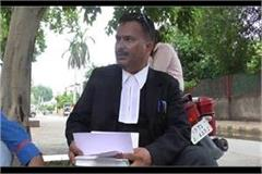 allahabad s advocate is threatened to kill him by prisone